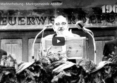 50 Jahre Markterhebung Film – Marktgemeinde Absdorf