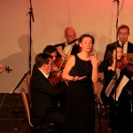 Sopranistin Uta Schwabe  (Foto: J. Trabauer)