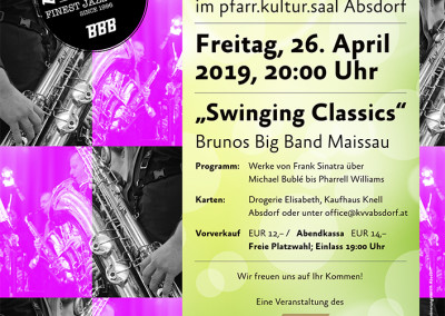 Brunos Big Band Konzert