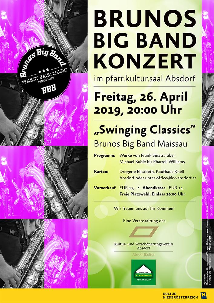 BigBandKonzert_A2_Plakat_2019 RZ