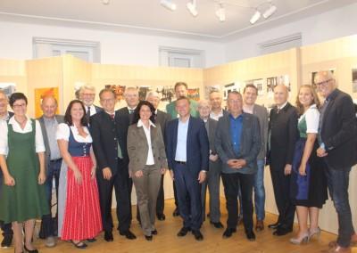 Absdorf und die Topothek – Sonderausstellung zum Pfarrkirtag 2019