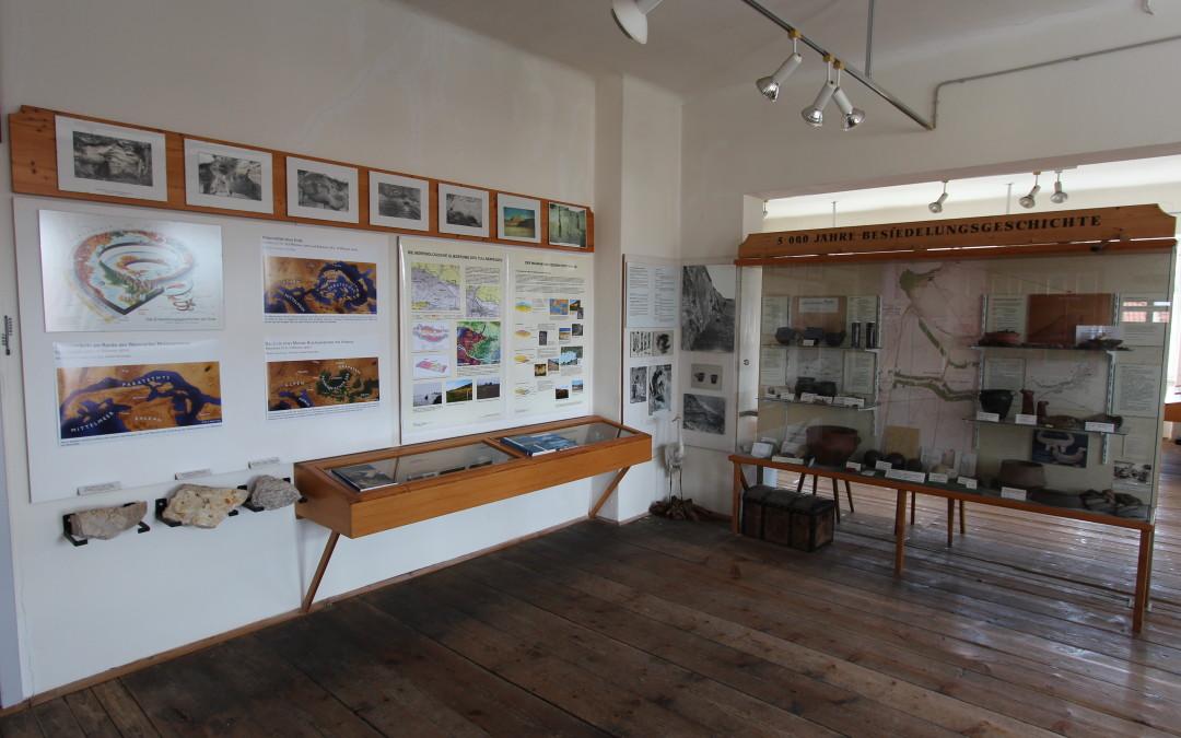 4. Oktober 2020: Wiederöffnung des Oskar-Mann-Heimatmuseums